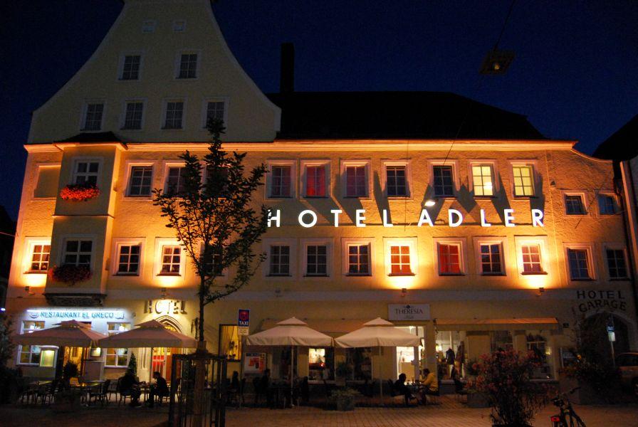 Hotel Sommer Abend